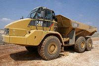 2007 Caterpillar 730 Truck Picture