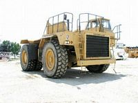 1978 Caterpillar 776 Truck Picture