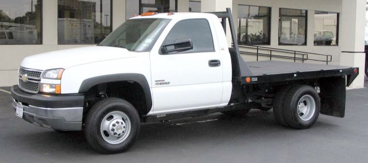 2005 Chevrolet C3500 Truck Picture