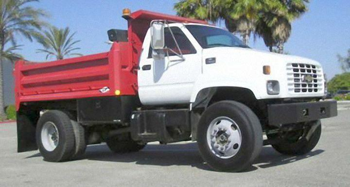 2002 Chevrolet C7500 Truck Picture