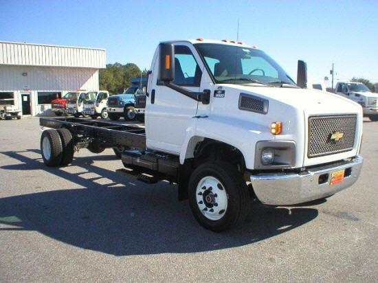 2005 Chevrolet 6500 Truck Picture