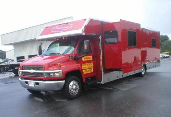 2005 Chevrolet C5500 Truck Picture