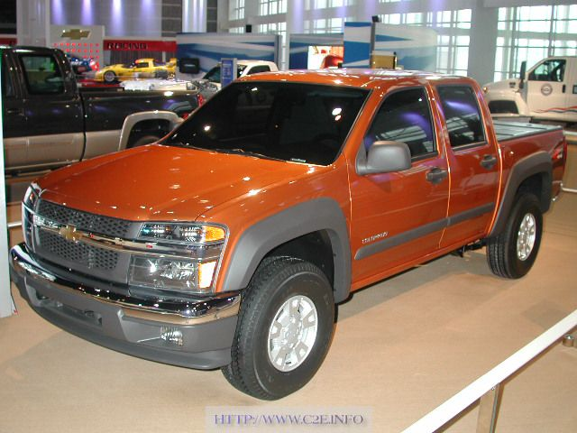 2004 Chevrolet Colorado Truck Picture