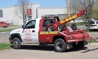 2001 Chevrolet Tow Truck Picture