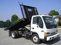 2001 Chevrolet W4500 Truck Picture