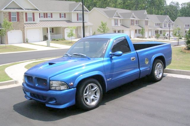 1999 Dodge Dakota RT Truck Picture