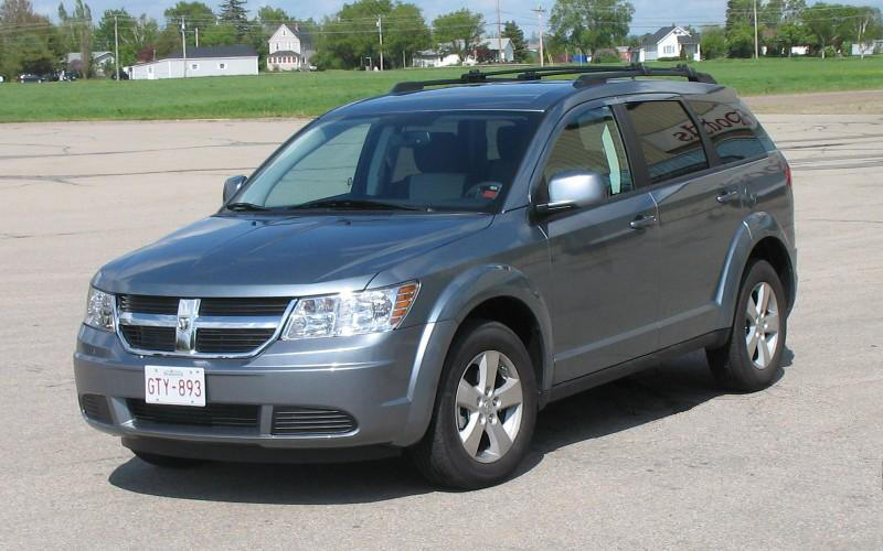 2009 Dodge SXT CUV Picture