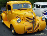 Front right 1947 Dodge Pickup Truck Picture