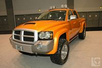 2005 Dodge Dakota Warrior Truck Picture