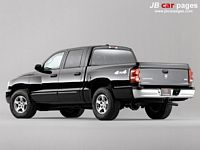 2005 Dodge Dakota Quad Truck Picture