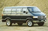 1996 Dodge Ram Wagon Picture