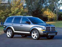 2003 Dodge Durango RT Truck Picture