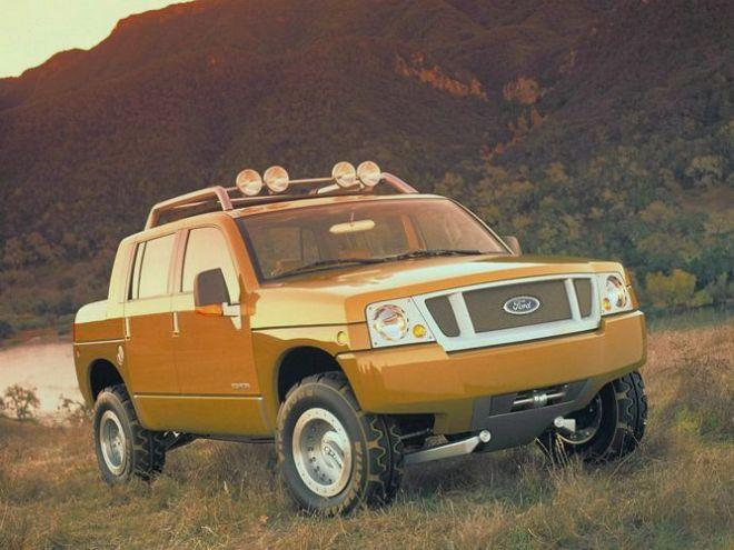 2000 Ford Equator Concept Truck Picture