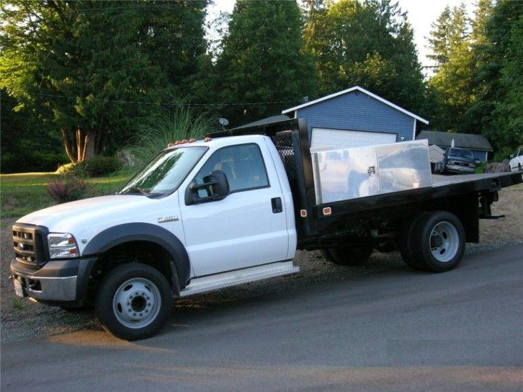 2007 Ford F450 XL Truck Picture