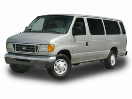 2005 Ford Van Truck Picture