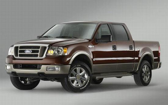 2005 Ford F150 Quad Truck Picture