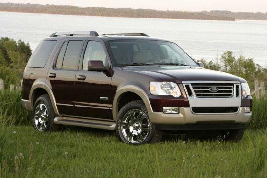 Ford 2006 Explorer Truck Picture