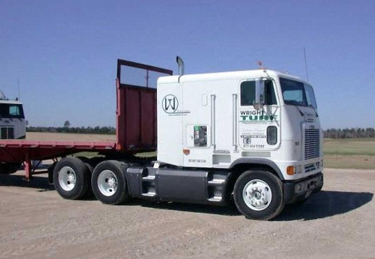 Wondrous 1999 Right Side White Freightliner Coe Truck Classy Trucks Wiring Cloud Hisonuggs Outletorg