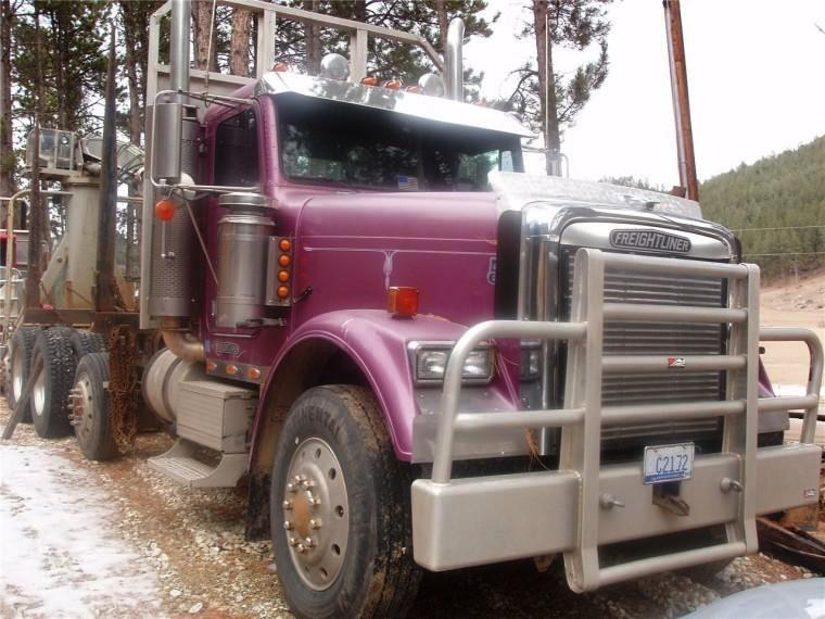 1994 Freightliner FLD Truck Picture