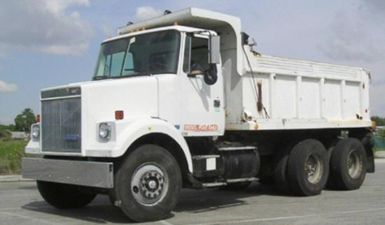 1990 GMC WC564 Truck Picture