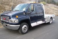 2008 GMC TC5E042 Truck Picture