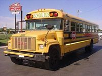 1996 GMC Bus Truck Picture
