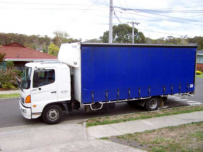2003 Hino Ranger Truck Picture