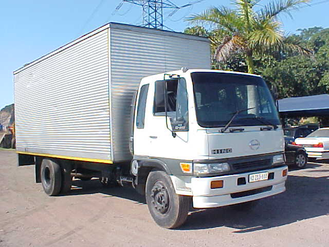 2000 Hino R220 Truck Picture