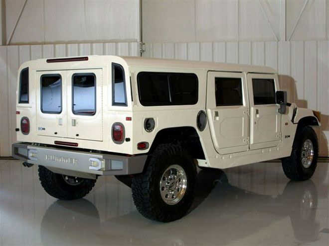 2005 Hummer Truck Picture