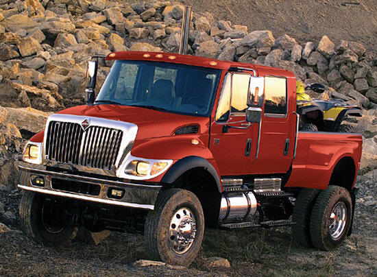 2006 International CXT Truck Picture