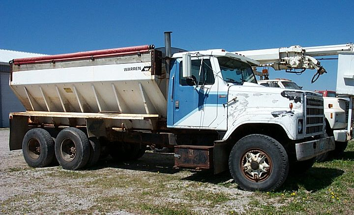 1978 International 2575 Truck Picture