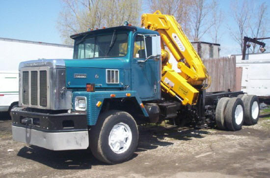 1983 International 5000 Truck Picture