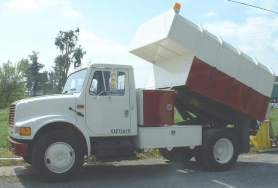 1992 International 4700 Truck Picture