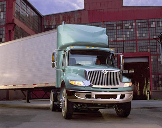 International 4400 Truck Picture