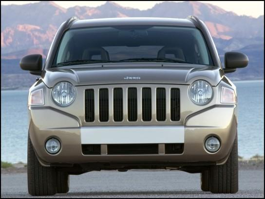 2007 Jeep Compass CUV Picture