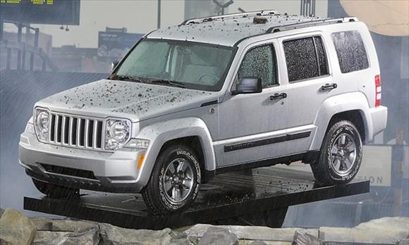 2008 Jeep Liberty Picture