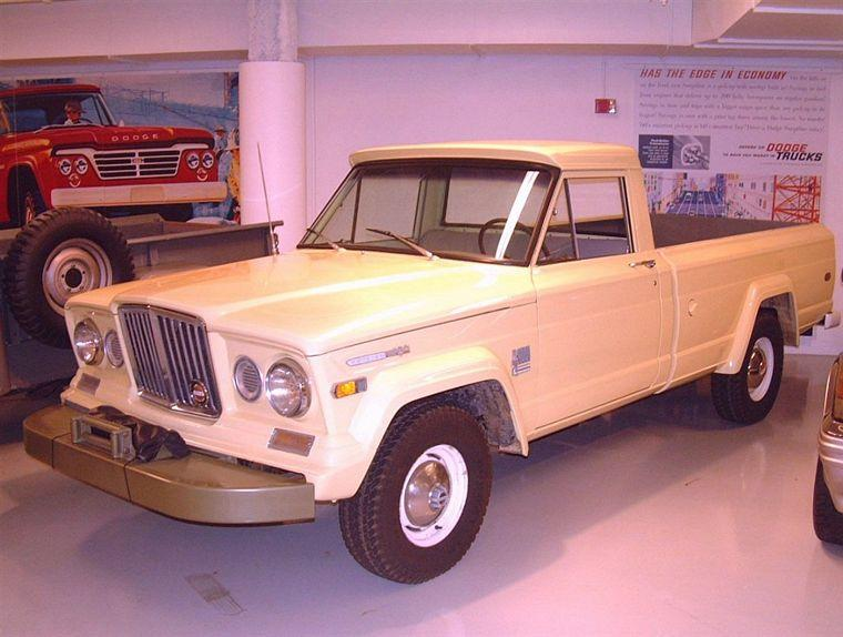 1969 Willys Jeep Gladiator Truck Picture