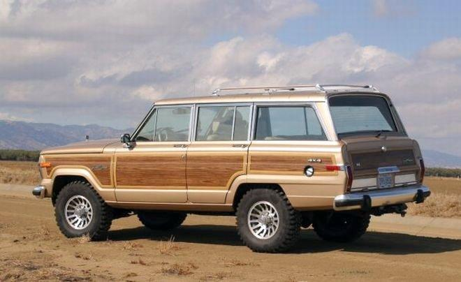 1988 Jeep Grand Wagoneer Picture