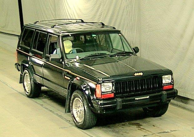 1994 Jeep Cherokee Ltd Picture