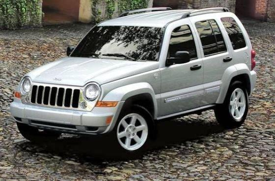 2005 Jeep Liberty CUV Picture