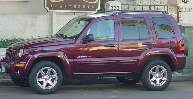 2005 Jeep Liberty Truck Picture