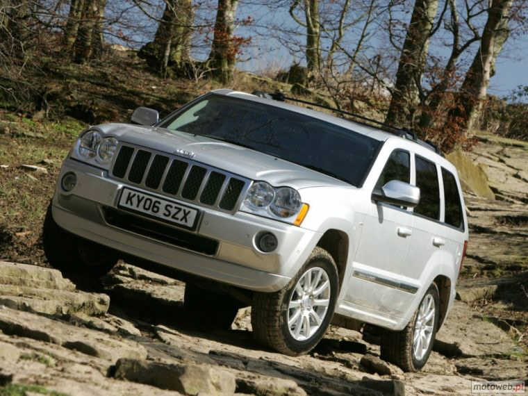 2006 Jeep Grand Cherokee Truck Picture