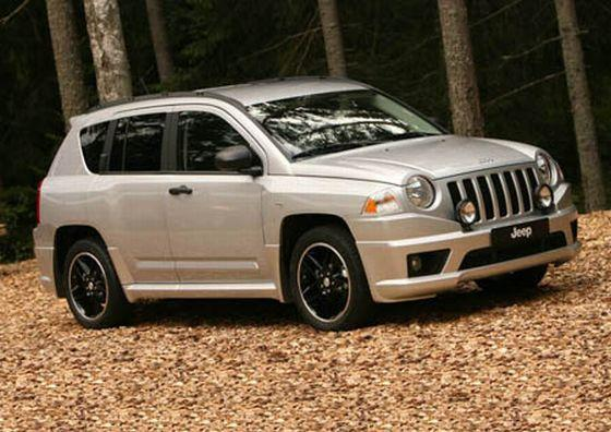 2007 Jeep Compass Car Picture