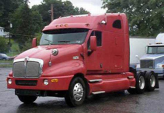 2000 Kenworth T2000 Truck Picture