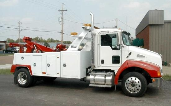 2005 Kenworth T300 Truck Picture