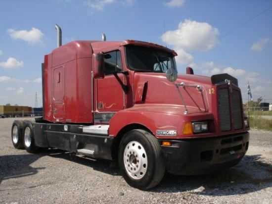 1996 Kenworth T600 Truck Picture