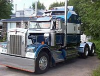 1992 Kenworth W900 Truck Picture