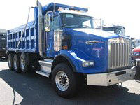 2008 Kenworth T800 Truck Picture