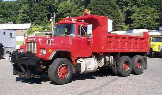 1992 Mack RD690S Truck Picture