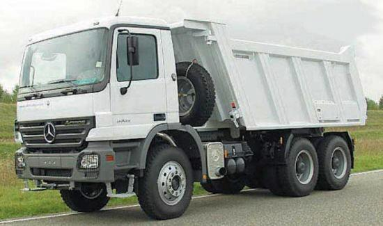 2005 Mercedes-Benz 4031 Truck Picture